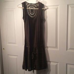 Dresses & Skirts - Athleta crocheted dress